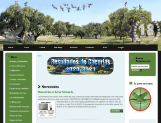 torcaces.com screenshot
