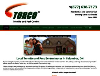 torcotermite.com screenshot