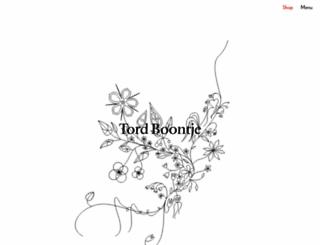 tordboontje.com screenshot