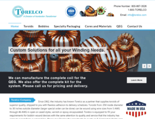 torelco.com screenshot