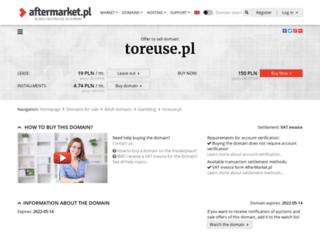 toreuse.pl screenshot