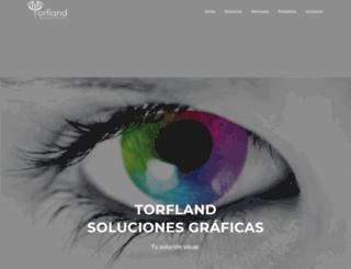 torfland.mx screenshot