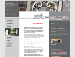 torhauswarnau.de screenshot