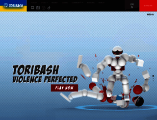 toribash.com screenshot