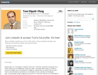 torinnova.com screenshot