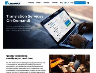 torjoman.com screenshot