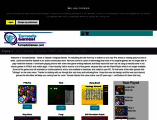 tornadogames.com screenshot