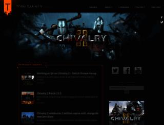 tornbanner.com screenshot
