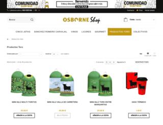 torodeosborne.com screenshot