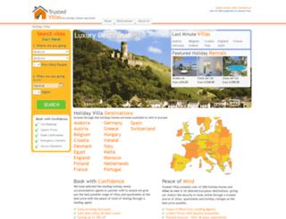 toroholidays.co.uk screenshot