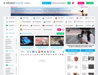 toronto.storeboard.com screenshot
