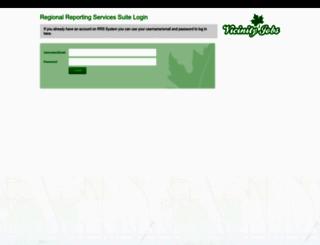 toronto.vicinityjobs.com screenshot