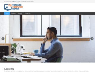 torontocomputerrepair.ca screenshot