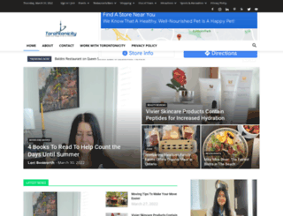 torontonicity.com screenshot