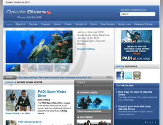 torontoscuba.com screenshot