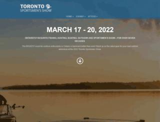 torontosportshow.ca screenshot