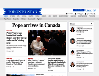 torontostar.ca screenshot