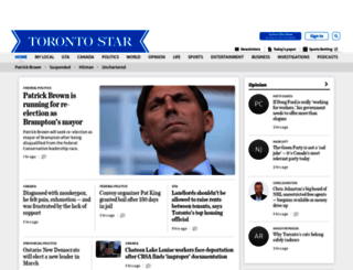 torontostar.com screenshot