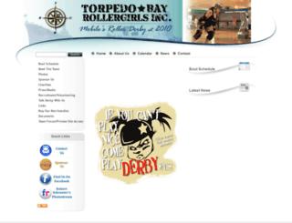 torpedobay.pcmac-inc.com screenshot