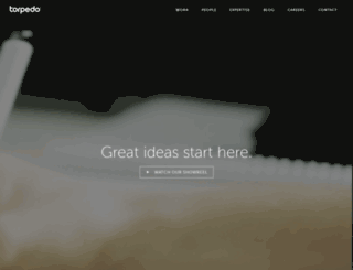 torpedogroup.com screenshot