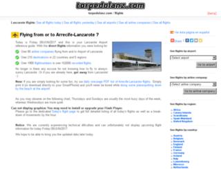 torpedolanz.com screenshot