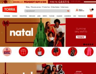 torratorra.com.br screenshot