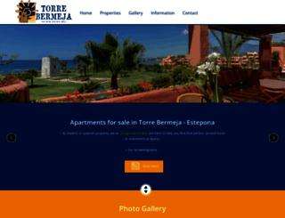 torre-bermeja.com screenshot