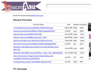 torrentace.com screenshot