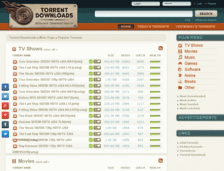 torrentdownloads.keeptheportopen.org screenshot