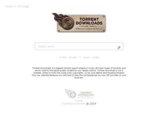 torrentdownloadsme.top screenshot
