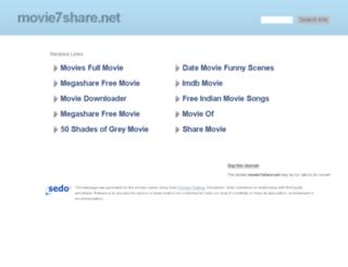 torrenthound.movie7share.net screenshot