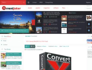 torrentjoker.net screenshot