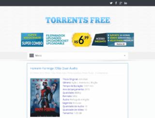torrentsfree.com screenshot