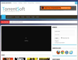 torrentsoft.ml screenshot