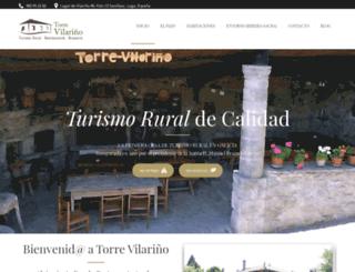 torrevilarino.com screenshot