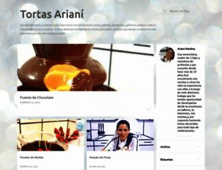 tortasariani.blogspot.com screenshot