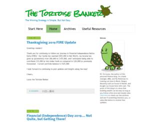 tortoisebanker.com screenshot