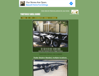 tortoiseshellhome.com screenshot