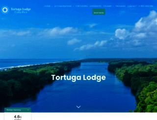 tortugalodge.com screenshot