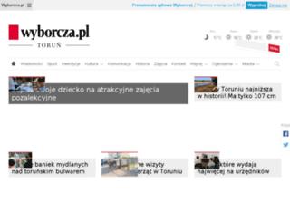 torun.gazeta.pl screenshot