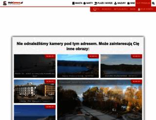 torun.webcamera.pl screenshot