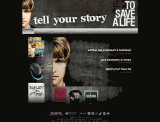 tosavealifemovie.com screenshot