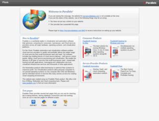 toscana-database.com screenshot