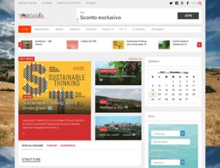 toscana.com screenshot