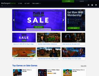toshiba.wildgames.com screenshot