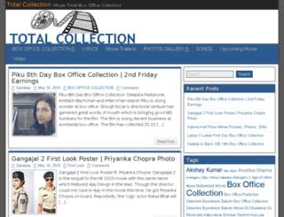 total-collection.com screenshot