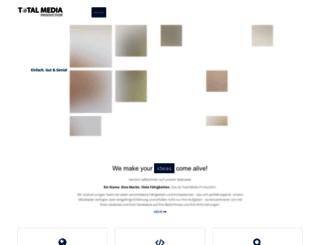 total-media.ch screenshot