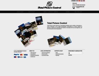 total-picture-control.com screenshot