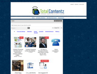 totalcontentz.webs.com screenshot