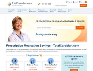 totaldrugmart.com screenshot